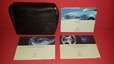 08 2008 Mercedes-Benz C-Class Owners Manual