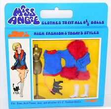 Fits Topper Dawn, Pippa, Triki Miki Doll Miss Angie Fashion NRFB NIB - Lot #5