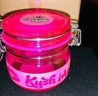 150ML APOTHECARY JAR - KUSH ME - PINK