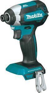 """Makita XDT13Z Brushless Cordless 1/4"""" Impact Driver XDT13 18V Genuine New"""