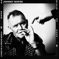 """Johnny Moped : Living in a Dream World/Save the Baby Seals VINYL 7"""" Single"""