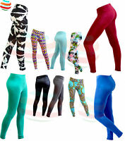 Ladies legging Printed Dyed girls Lot Yoga Pants Gym Funky full length Womens