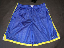 Nwt Authentic Women'S Nike Fitness Training Basketball Mesh Shorts Size X-Small
