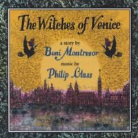 Philip Glass - The Witches of Venice (+book) [CD]
