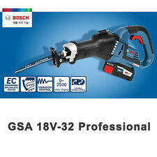 Bosch GSA 18V-32 Professional Charge Cut Saw Tooth Cutting Blade Bare Tool