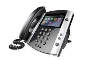 Polycom VVX601 Gigabit IP Phone - VVX 601 2200-48600-025 Refurbished
