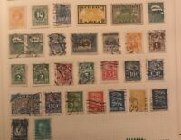 EARLY ESTONIA 29 STAMPS