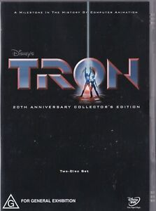 Tron [20th Anniversary Collector's Edition]   [R4]