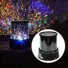 US Car and Home Ceiling Projector Star Light USB Night Romantic Lights