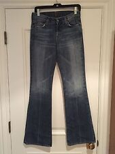 SEVEN 7 FOR ALL MANKIND  Original Flare Jeans 27