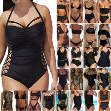 Women Swimwear Bikini Set/ Monokini Swimsuit Swimming Costume Beach Bathing Suit