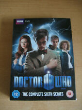 DOCTOR WHO - COMPLETE 6TH SERIES DVD SET