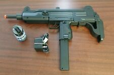 Refurbished IWI Uzi Airsoft AEG. 400ct bbs. Battery, charger and 400ct BBs