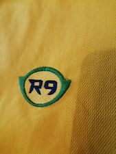 Nike RONALDO SHIRT, R9, Vintage Trikot, original, Brasil, Large