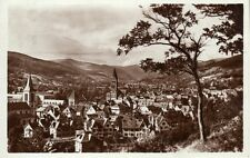 AK Munster. Vue d´ensemble prise de Narrenstein. 1940 Alsace Vosges Münster