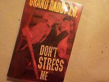 GRAND DADDY I.U. Don't Stress Me Cassette Tape (1994) SEALED rap hip hop