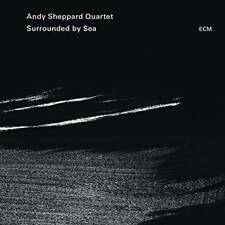 Andy Sheppard Quartet - Surrounded By Sea (NEW CD)