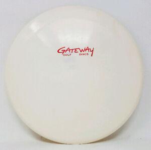 Edge Unrelased True Prototype 173g Pop-Top New Gateway Disc Golf Very Rare