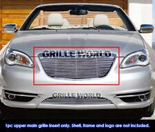 Aluminum Billet Grille For 2011-2012 Chrysler 200
