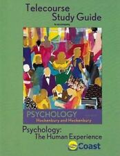 Psychology The Human Experience Coast Learning Systems Telecourse Study Guide