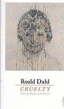 Cruelty, Roald Dahl, Book, New Paperback