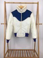 RARE VTG Levi's Women's Puffer Insulated Ski Snow Jacket Size 10 USA