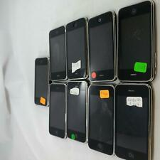 Lot of 9 Apple iPhone 3GS A1303 Unknown Carrier Wholesale Smartphone BULK 469