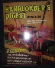 Handloaders digest 9th. edition reloading manual