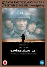 Saving Private Ryan DVD (2000) Tom Hanks, Spielberg (DIR) cert 15 ***NEW***