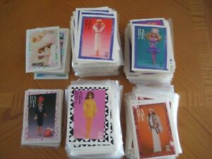 Barbie Trading Cards-1959 - 1991