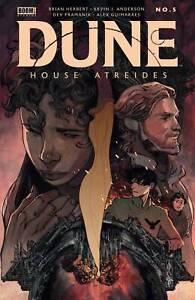 Dune House Atreides #1-5   Select A B C 1:25 1:50   Covers Boom! Studios NM 2021
