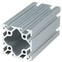 80/20 2020-72 Extrusion,T-Slotted,10S,72 In L,2 In W.