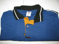 Burger King 4XL Employee Uniform Polo Shirt Unisex 🍔👑