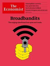 THE ECONOMIST   JUNE 19TH-25TH 2021   BROADBANDITS
