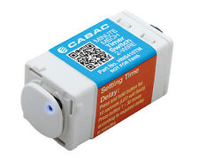 CABAC Minute Mech 2-wire Single Mech Timer Switch (1.7Amp Light Switch) HNS410TM
