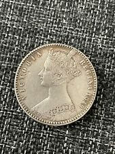 More details for victoria great britain silver godless florin 1849