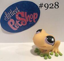 Littlest Pet Shop - Hasbro LPS - FROG #928