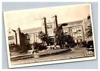 Vintage 1947 RPPC Postcard Florida State Women's College Tallahassee Florida