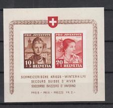 Schweiz Nr. Block 6 **
