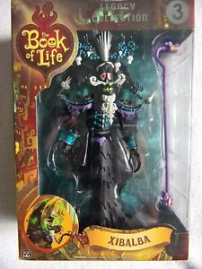 "Funko LEGACY Collection The Book of Life XIBALBA 7"" Action Figure New Rare"