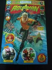 New 100 Page Giant Wal-Mart Dc Aquaman 1 Nm