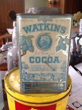 watkins cocoa tin winona mn minn minnesota advertising j r graphics