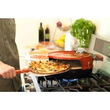 Oven Grill Folding Aluminum Stovetop Pizza Peel TPR Handle Cooking Accessories