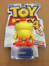 Mattel - Disney Pixar's Toy Story 4 - Articulated Action Figure - DUCKY
