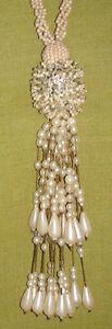 Katherine Collection Bead Tassel