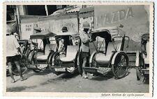 SAIGON  station de cyclo pousse    (77)