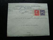 SUEDE - enveloppe 1930 (cy27) sweden