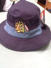 Chicago, Blackhawks, Reebok, Bucket, Face Off Collection, NHL Fan Gear