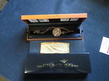 StuhrlingOriginal Pocket Watch with Case