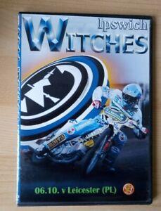 Ipswich v Leicester 6 Oct 2011 Speedway DVD